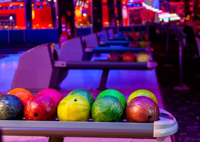 Balls in bowling